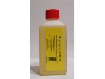250 ml Rizinusöl vom Wunderbaum (Ricinus communis), 100% Bio, 1te Kaltpressung