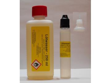 280 ml Lötwasser, Flussmittel speziell für SMD (no clean, Säurefrei)