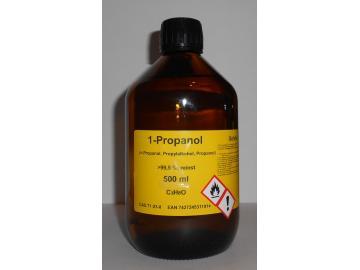 500 ml 1-Propanol 99,5%, n-Propanol, Reinigungs- und Desinfektionsmittel