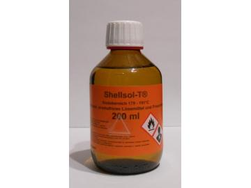 200 ml Shellsol-T®, Terpentinersatz, geruchslos, Lösungsmittel, Pinselreiniger