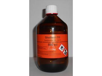 500 ml Shellsol-T®, Terpentinersatz, geruchslos, Lösungsmittel, Pinselreiniger