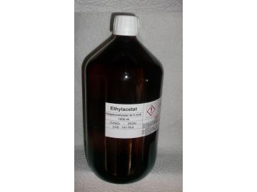 1000 ml Ethylacetat, >99% Essigsäureethylester, für Chromatographie, Lösungsmittel