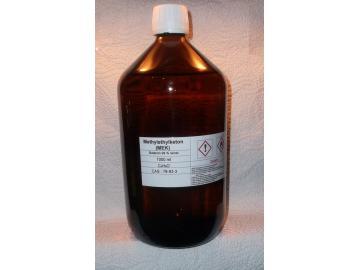 1000 ml Methylethylketon 99%, (2-Butanon) als Lösungsmittel für Vinylharze